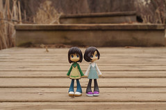 Boardwalk Pinkies 2 (WhyDolls) Tags: pinkystreet pinkyst doll dolls pk016 pk019 ako chika toy figure