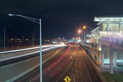 DSC00212 (bakahed) Tags: pentax sony longexposure lighttrails highway i84 hartford connecticut night