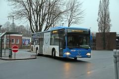 Fischer LER SC 56 Leer (Joff10243) Tags: mercedes citaro fischer leer bus
