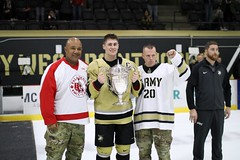 Image-7 (West Point - The U.S. Military Academy) Tags: rmc weekend cadets army hockey lt gen darryl a williams west point exchange military royalmilitarycollegeofcanada