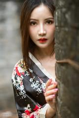 Ruby (Francis.Ho) Tags: ruby 日本 ポートレート kimono yukata oiran geisha xt2 fujifilm girl woman female femme lady portrait people beauty pretty lips eyes hair face elegant glamour young sensuality fashion naturallight cute goddess model asian chinese
