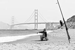 San Francisco (ale neri) Tags: street bw aleneri people fisherman bridge sf sanfrancisco california usa unitedstates streetphotography blackandwhite alessandroneri