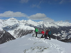 Fadnerüberschreitung (Globo Alpin) Tags: ahrntal winter skitouren weisenbach 2019
