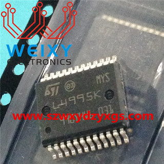 L4995K commonly used vulnerable driver chip for automobiles