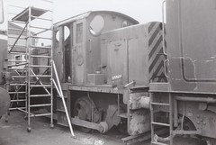 1 fowler short end three quarter (Daveynorth) Tags: ropley fowler 040dm 22889 diesel mechanical