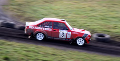 IMG_7042 (Richard Waugh) Tags: grant construction knockhill stages rally racing circuit canon eos 60d ef 70 200 mm f28 28 dunfermline scotland fife motor sport motorsport rallying cars ford escort mk ii mark 2