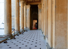 Colonnade | Blenheim Palace | Feb 2019-47 (Paul Dykes) Tags: woodstock unitedkingdom england gb uk blenheimpalace johnvanbrugh englishbaroque duke marlborough churchill