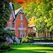 Picton Ontario - Canada - Merrill House - Inn - Hotel - Heritage Victorian