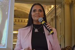 Patty Armstrong - Coordenadora municipal do PRB Mulher RJ