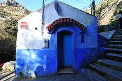 Chefchaouen, Morocco, January 2019 D700 240 (tango-) Tags: chefchaouen bluecity villaggioblu bluevillage morocco maroc 摩洛哥 marruecos марокко المغرب