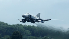 Cum on Pheel the Noize (ƒliçkrwåy) Tags: 71755 771755 mcdonnell douglas phantom f4e greek hellenic airforce iat riat fairford aviation military aircraft
