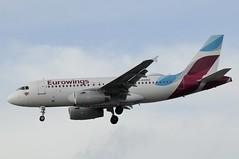 D-AGWZ (LIAM J McMANUS - Manchester Airport Photostream) Tags: dagwz eurowings ewg ew airbus a319 319 airbusa319 manchester man egcc