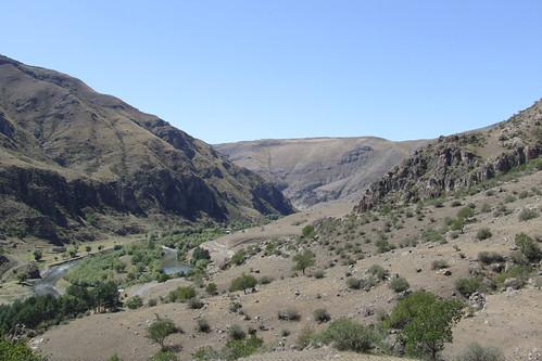 Kura River Valley, 06.09.2013.
