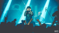 Jinjer - live in Kraków 2019 fot. Łukasz MNTS Miętka-26