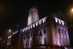 University of Leeds, Parkinson Building (igttnny) Tags: universityofleeds parkinsonbuilding uniofleeds leeds night