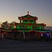 Dragon Palace Chinese Restaurant Gresham Oregon at Dusk