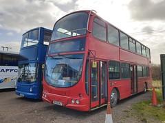 BX55 XNJ (markkirk85) Tags: volvo b7tl wright eclipse gemini safford coaches new travel london 12006 v55 abellio bus buses 9055 bx55 xnj bx55xnj