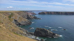 Pembrokeshire, Wales, UK (east med wanderer) Tags: wales uk pembrokeshire coast sea cliffs path walking pembrokeshirecoastnp nationalpark worldtrekker