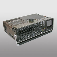 JVC Radio TV Cassette Recorder 3060EU (vicent.zp) Tags: dscn4310 jvc radio tv cassette recorder 3060eu vintage 1976 japan