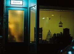 ... (june1777) Tags: snap street seoul night light window mamiya 645 mamiya645 sekor c 80mm f19 n kodak portra 800