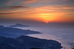 Faito Sunset (hapulcu) Tags: montefaito campania italia italie italien italy sorrento hiver invierno winter
