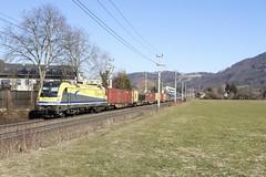 Cargoserv 1216 930 in Salzburg Süd. (DannyHeinrich) Tags: kaindlzug cargoserv slb 1216