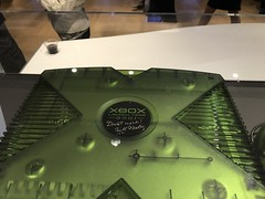 """Developer Xbox Signed by Bill Gates • <a style=""""font-size:0.8em;"""" href=""""http://www.flickr.com/photos/109120354@N07/40325236223/"""" target=""""_blank"""">View on Flickr</a>"""