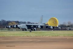 60-0024 B-52H 'STRAY81' USAF 2ndBW (xkekeith) Tags: fairford ffd b52 b52h