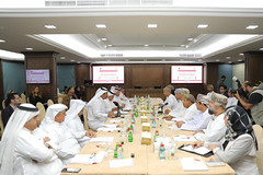 The Meeting (Qatar Chamber) Tags: qatar oman chamber commerce delegation business