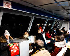 Front End of a Packed SeaBus (AvgeekJoe) Tags: britishcolumbia canada d5300 dslr importedkeywordtags nikon nikond5300 seabus translink vancouver vancouverharbour ferry ferryboat masstransit masstransportation publictransit publictransportation transit
