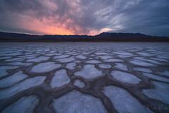 Lattice Network (Willie Huang Photo) Tags: deathvalley deathvalleynationalpark salt saltflat patterns lattice desert california nationalpark landscape nature scenic