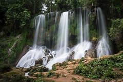 El Nicho Waterfall, Cuba