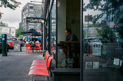 Sunday (Brian McGloin) Tags: bluemooncamera brianmcgloin cascadia leica m42 or portland summicron35mmf2 film photographer photography photojournalist scans oregon staybrokeshootfilm couriercoffee