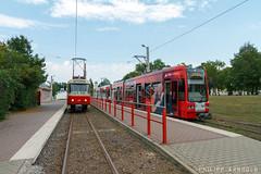 IMG_7868-2 (philipp138) Tags: beiwagenzug t4d b4d ckd tatra überlandbahn mgtk bombardier