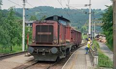ÖBB 2048 017-4 Altmünster am Traunsee (mulrine27) Tags: öbb 2048 altmünster diesel 211 baureihe