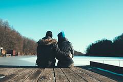 KRIS7200 (Chris.Heart) Tags: túra kéktúra okt hiking hungary forest winter tél erdő
