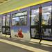 Wenn der Weihnachtsmann U-Bahn fahren würde …