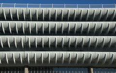 Preston Bus Station ribs (Tony Worrall) Tags: prestonbusstation brutal architecture building urban preston lancs lancashire city welovethenorth nw northwest north update place location uk england visit area attraction open stream tour country item greatbritain britain english british gb capture buy stock sell sale outside outdoors caught photo shoot shot picture captured ilobsterit instragram photosofpreston concrete ribs design lines shapes lcc architecturephotography
