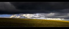 Ciel et Terre de Picardie (Alexandre LAVIGNE) Tags: pentaxhddfa2470mmf28edsdmwr pentaxk3 2019 hiver panorama picardie ambiance champs ciel clouds fields lumière nature nuages paysage picardiehautsdefrance
