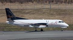 Saab 340 | N662PA | ANC | 20150510 (Wally.H) Tags: saabfaichild sf340 saab340 n662pa penair peninsulaairways cargo anc panc anchorage airport