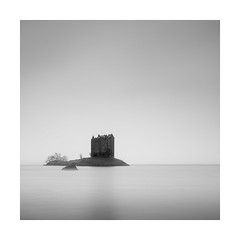 Exile (Nick green2012) Tags: square castle longexposure blackandwhite silence scotland