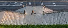 Lisbon, December 31, 2018 (Ulf Bodin) Tags: stairs jardim9deabril travessadoolivaldasantos urban road lisbon lisboa canonef1635mmf4lisusm trappa lissabon streetphotography outdoor panorama canoneosr urbanlife portugal pt