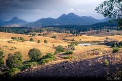 The Senic Rim (Lisa M / /) Tags: landscapephotography landscape senicrim view green mountain australia queensland travel ngc
