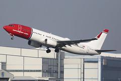 LN-DYT NORWEGIAN AIR SHUTTLE BOEING 737-8JP(WL) (Roger Lockwood) Tags: lndyt norwegianairshuttle boeing737