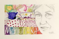 Marion Lokin (tpv2009) Tags: art portrait jkpp tpv marion pensezel