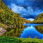 Lake Placid   New York  ~ Adirondack National Park ~ Historic - Reflection thumbnail
