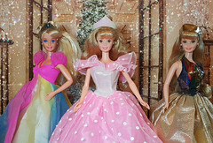 Russell Stover Barbie, Sweet Moments Barbie, Peter Rabbit Barbie dolls (alenamorimo) Tags: barbie barbiedoll dolls superstar barbiecollector