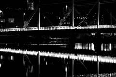 Munksjöbron Jönköping January 2019 (joohoo00) Tags: bridge sweden night nikon bro jönköping sverige vinter