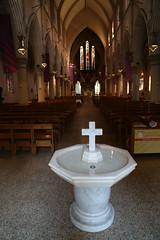 IMG_3308 (gervo1865_2 - LJ Gervasoni) Tags: st stephens catholic church cathedral internal stained glass windows 2019 photographerljgervasoni