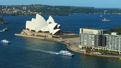 Australia, Sydney Opera House (Cecilia Temperli) Tags: australia nsw newsouthwales sydney sydneyoperahouse barangaroo sydneyharbourbridge dawespoint therocks sydneyharbour portjackson panasoniclumixlx7 fortdenison circularquay